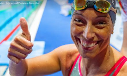 Gana nadadora Teresa Perales Premio Princesa de Asturias de los Deportes 2021
