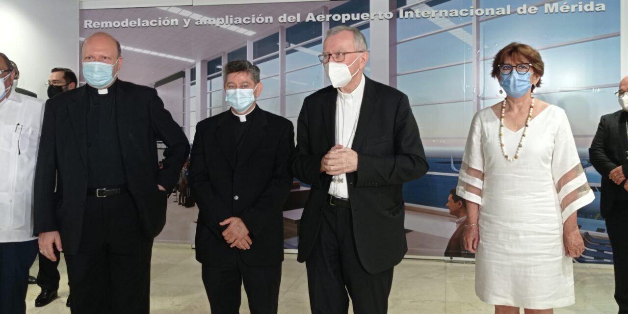 Prudencia y esperanza frente a la pandemia.- Cardenal Pietro Parolin