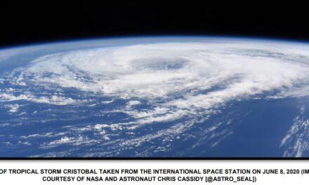 Yucatán: se cumple un año de 'Cristóbal', tormenta tropical más lluviosa de 'todos los tiempos'