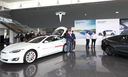 Tesla, firma de tecnología mundial, tiene centro de ventas y servicio en Mérida