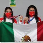 Sincronía de bronce: Alejandra Orozco y Gabriela Agúndez