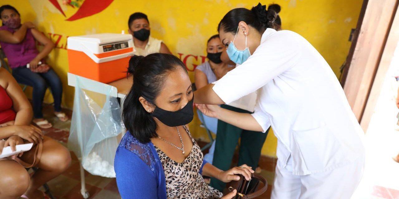 Vacunación a jóvenes de 18 a 29 años en 27 municipios, desde el próximo lunes