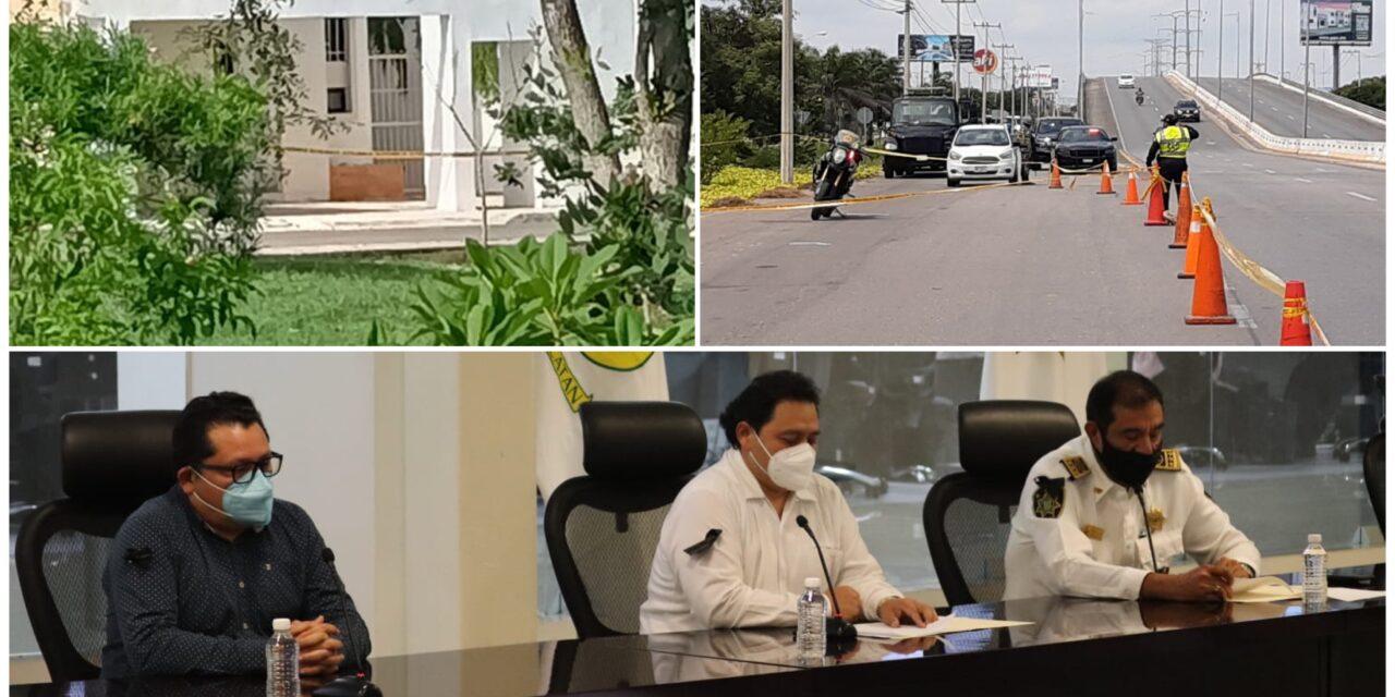 Detenidos 3 del Estado de México por doble homicidio en Mérida