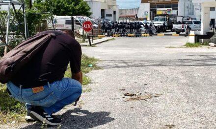 Reos en motín envían mensaje a gobernadora electa de Campeche