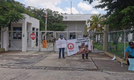 Ejidatarios de Chablekal e INAH Yucatán estarían por iniciar diálogo