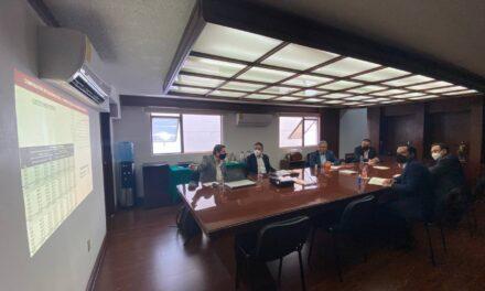 Vila y dirigencia de SNTE revisan calendario escolar 2021-2022