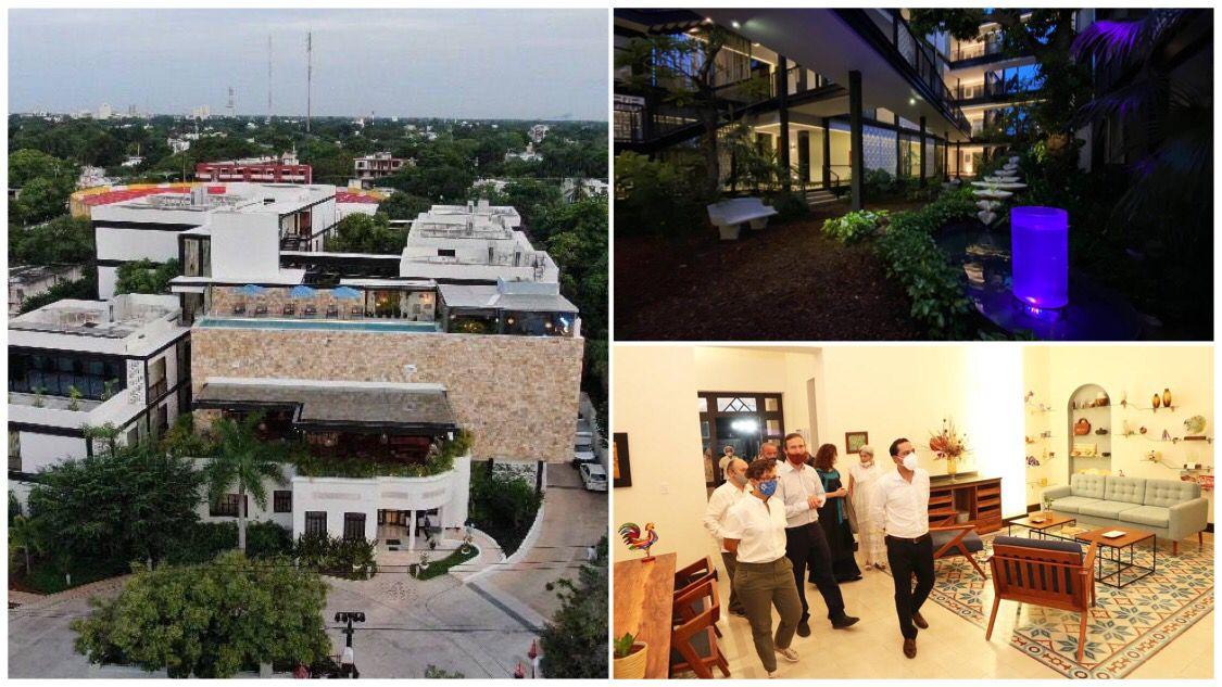 Hotel Wayam se suma a oferta hotelera del centro de Mérida