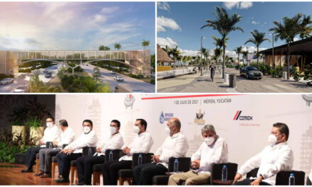 Casi dos mil MDP en obra pública productiva este año en Yucatán