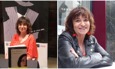"""Presenta Rosa Montero en Gijón """"La buena suerte"""", su novela más luminosa"""