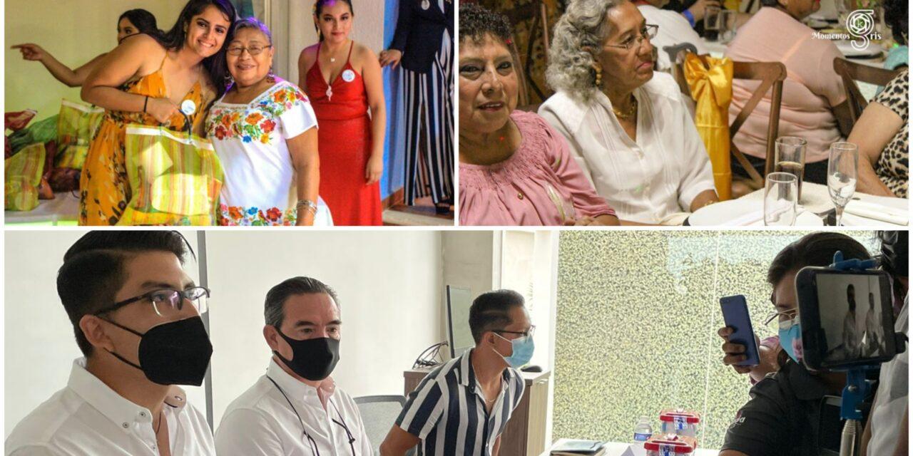 Abandono, depresión y enfermedades asedian a adultos mayores en Yucatán