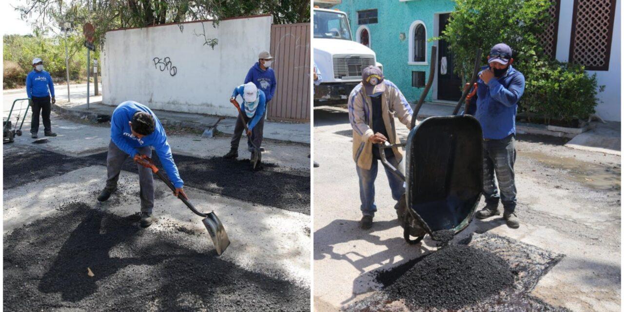 Ciudadanos aprueban bacheo en Mérida y Campeche; reprueban a Cancún