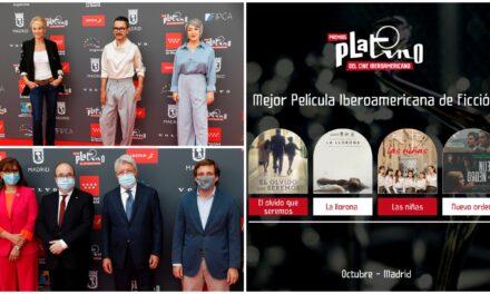 Películas de Colombia y Guatemala acaparan nominaciones en VIII edición de Premios Platino
