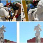 'Monifato de Sisal', restaurado y preservado por INAH