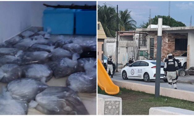 Golpe a depredadores en Dzilam de Bravo; detenidas tres personas