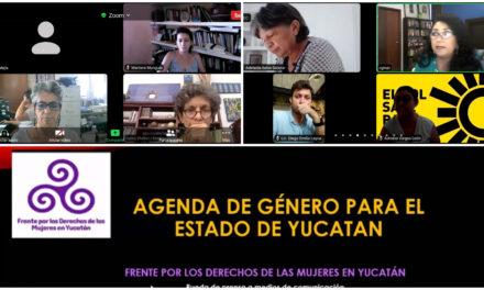 Exigencia de atención estructural a violencia intrafamiliar en Yucatán