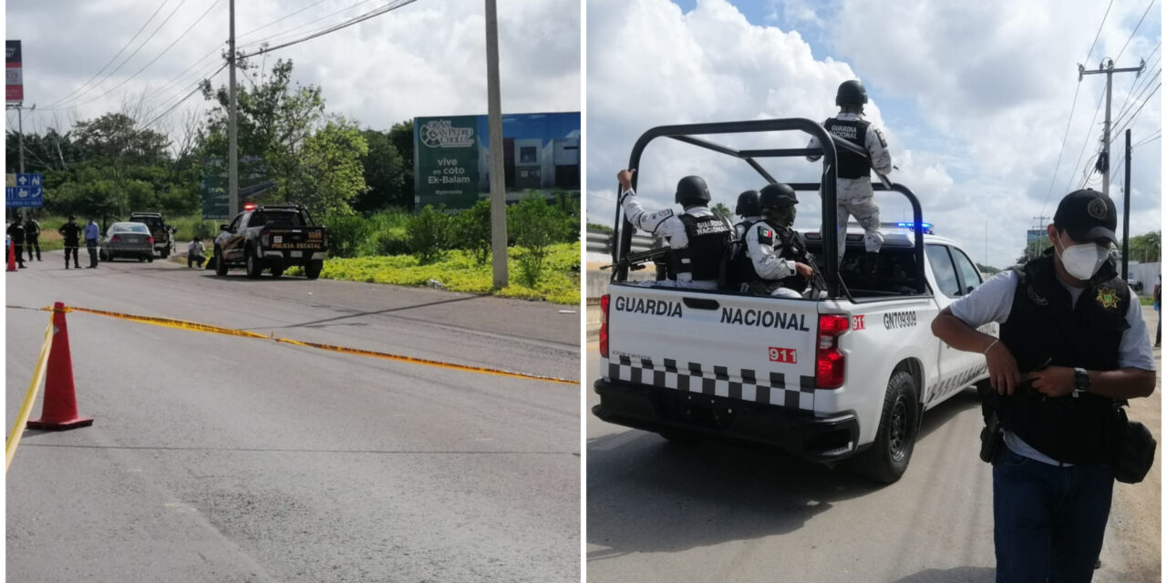Chiapas, Tabasco y Quintana Roo con más homicidios en una década