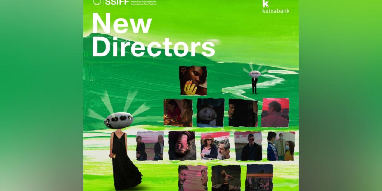 Premio 'Nuevos Directores' del Festival Internacional de Cine de San Sebastián, con 13 filmes