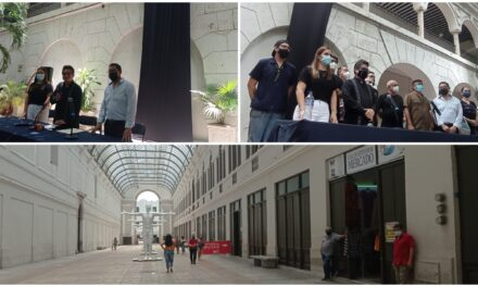 Cierre 'simbólico' del Museo de Arte Contemporáneo en Yucatán