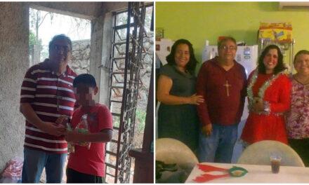 Carlos Méndez Benavides, 'apóstol' de las personas que viven con VIH-Sida