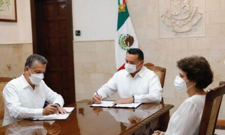 Participación ciudadana y unidad para enfrentar desafíos.-  Renán Barrera, al resumir como alcalde