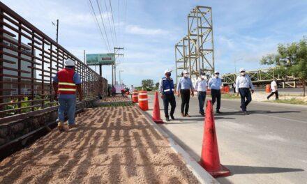 Repavimentación en 13 kilómetros de periférico Mérida, concluida en semanas