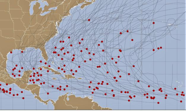 Yucatán: viene 'lo grueso' de huracanes: 1 de cada 2 se forma en agosto-septiembre