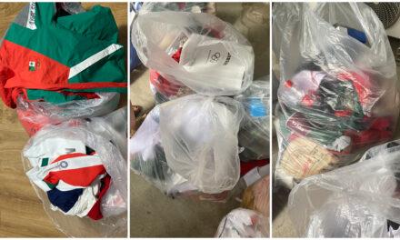 Uniforme de sofbolistas mexicanas… a la basura, en Tokio 2020