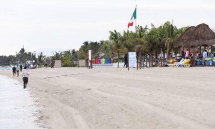 Gestionan reapertura controlada de playas fines de semana en Progreso