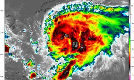 'Grace' es huracán: se espera que llegue con más fuerza a península de Yucatán