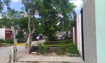 Madre de familia muerta en casa al sur de Mérida; acusan al esposo