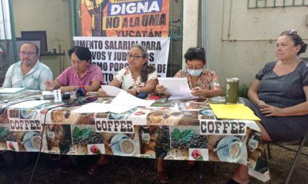 Jubilados y pensionados vuelven a  batalla contra gobierno federal y UMAs