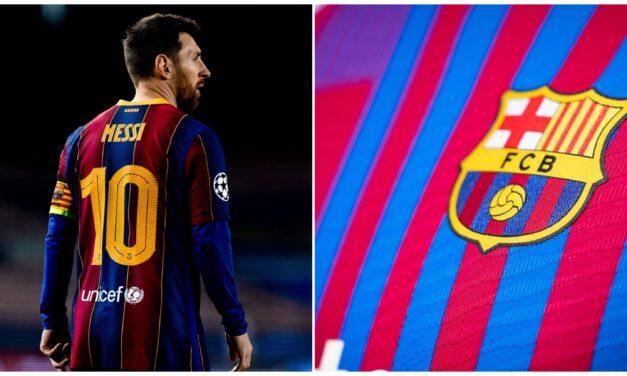 Ciclo cerrado: Messi no renovará con Club de Fútbol Barcelona