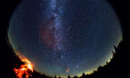 ¡Luces en el cielo! Lluvia de estrellas Perseidas ya es visible en Yucatán (video)