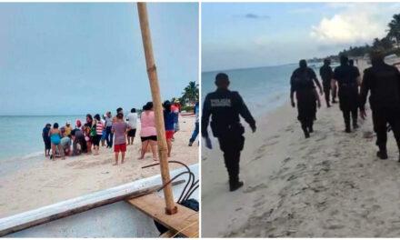 Otros heridos por rayo; ahora dos niños en puerto Progreso