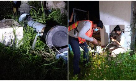 Agua potable en Mérida y zona metropolitana, al 100 por ciento, según Japay