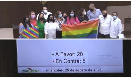 Matrimonio Igualitario, aprobado en Congreso de Yucatán