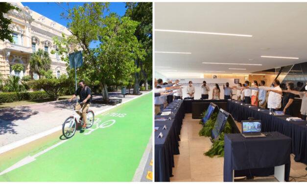'Bases y estrategias' para fortalecer uso de bicicleta en Yucatán