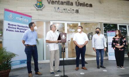 En servicio Ventanilla Única Municipal de Las Américas