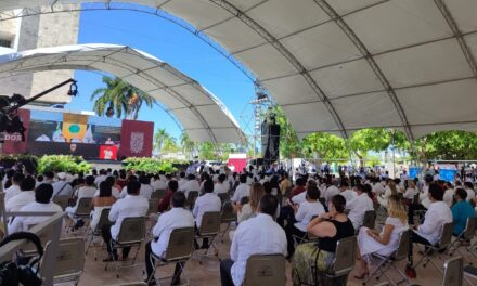 En Campeche se acabó la robadera.- Layda Sansores, gobernadora