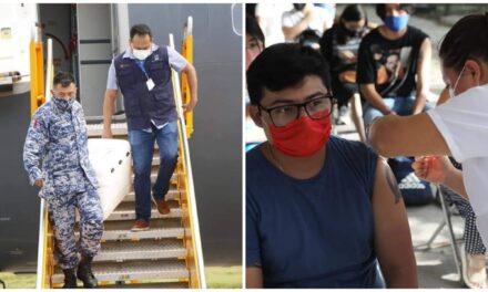 Vacuna en Mérida a chavos de 18 años y más, la próxima semana