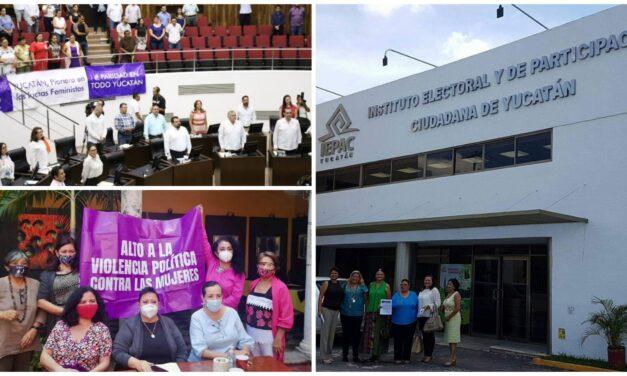 Preparan Primer Congreso de Mujeres Políticas 2021 en Mérida