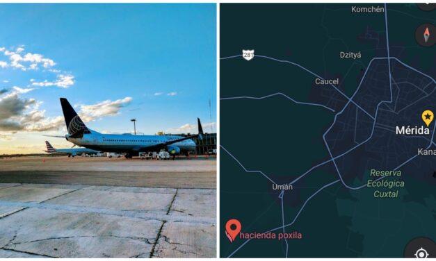 Alejan aeropuerto de Mérida: se ubicará a 45 minutos del Centro