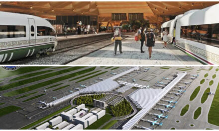 Tren Maya 'interconectado' a proyecto olmeca-mexica