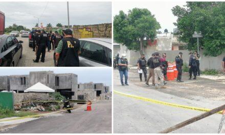 Policía estatal en Mérida dispara contra 'violento sujeto'