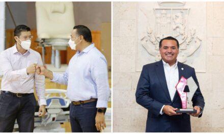 """""""Mérida nos Une"""", premio a Mejores Prácticas de Gobiernos Locales"""