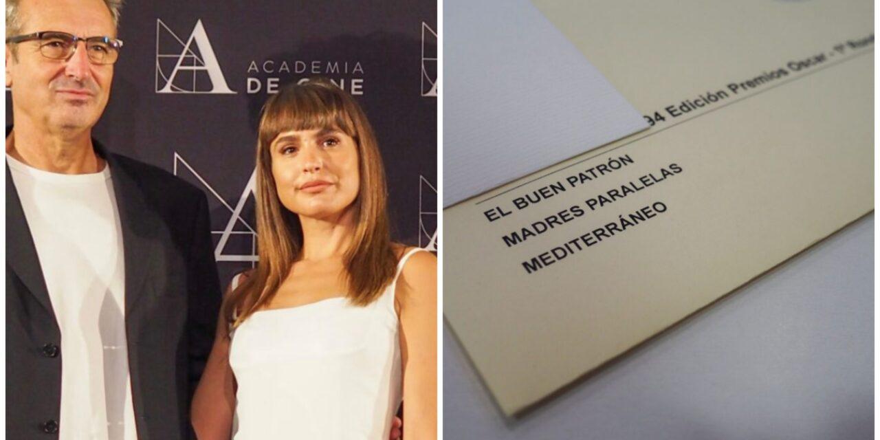 Anuncia España tres películas preseleccionadas para los Óscar 2022