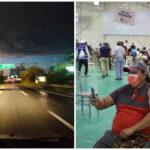 Movilidad nocturna parcial: de domingo a miércoles, sin restricción