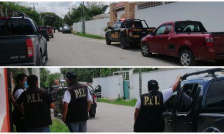 Extraña muerte de mujer en Quinta Santa Rita, en jurisdicción de Kanasín