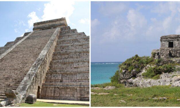 Chichén y Tulum 'acaparan' la mitad de turistas de todas las zonas arqueológicas de México