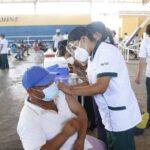 Virus a la baja, pero mueren ocho abuelos (as) este domingo